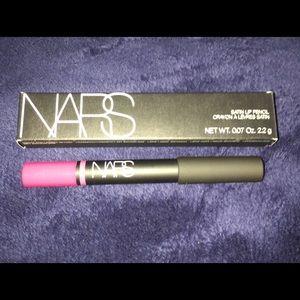"NARS vivid pink ""Yu"" Satin lip pencil"